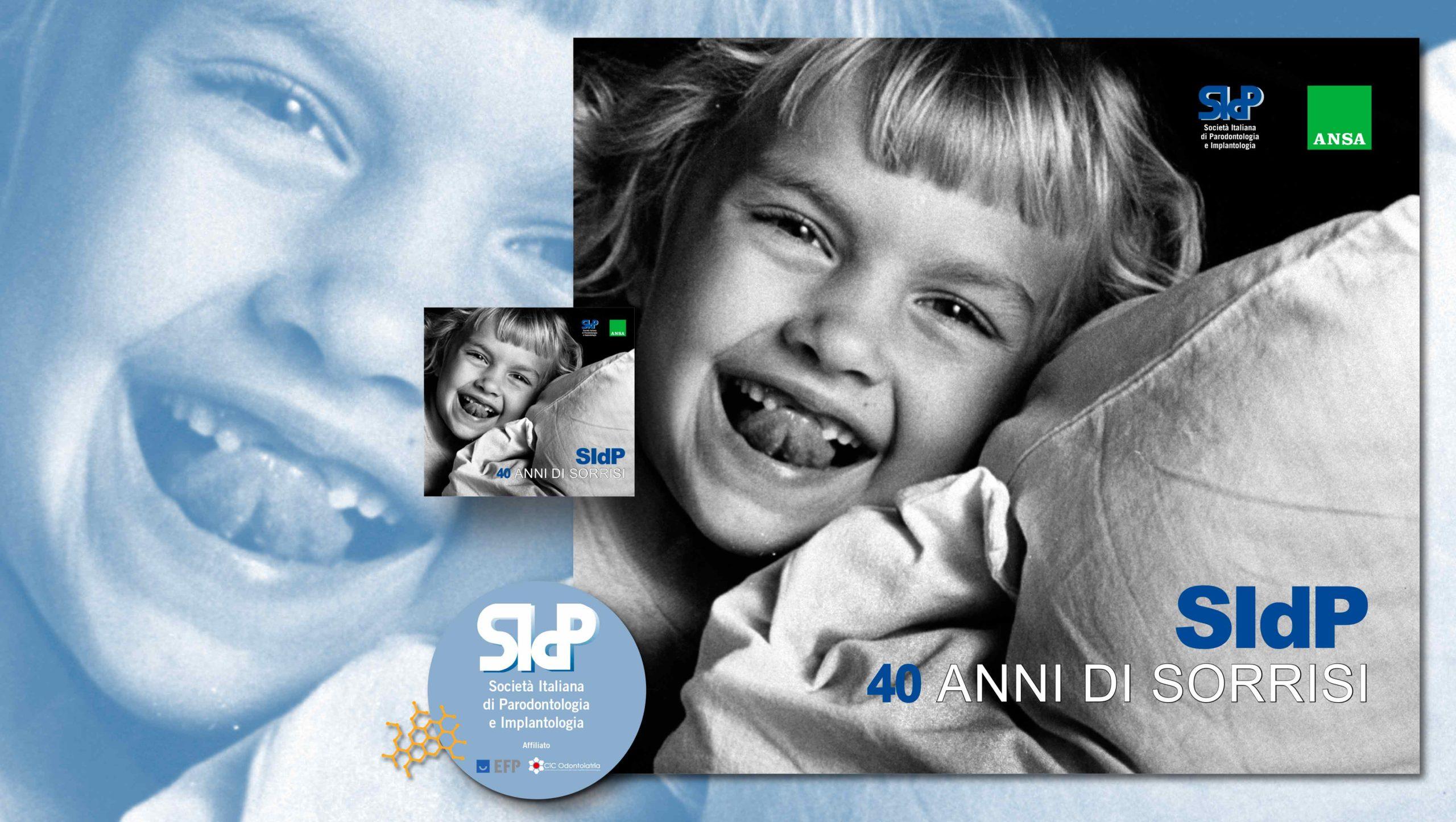 SIdP 40 anni di Sorrisi